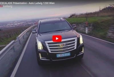 Cadillac Escalade — Fahrzeugpräsentation