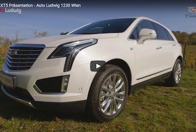 Cadillac XT5 — Fahrzeugpräsentation