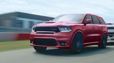DODGE DURAN­GO 5.7l HEMI V8 — BLACK TOP PACK