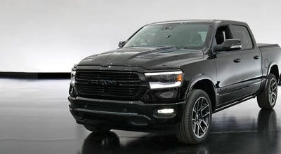 2019 RAM 1500 Quad Cab Big Horn Black Packa­ge