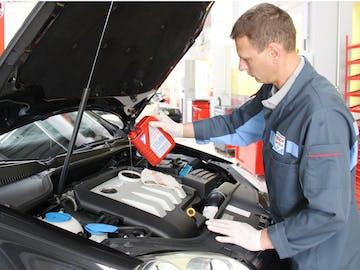 Motor Reparatur in Wien