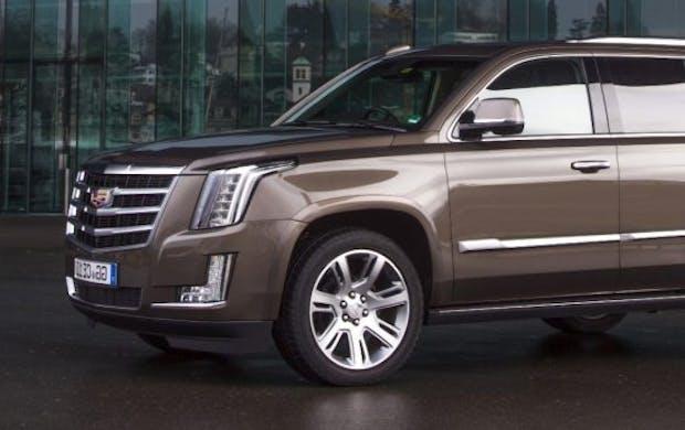 Cadillac Escalade — jetzt auch in Österreich