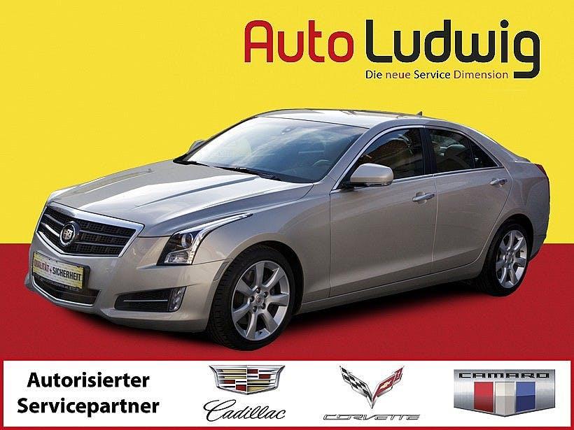 Cadillac ATS 2.0L Turbo RWD