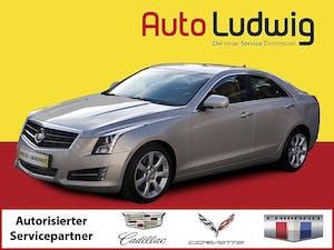 Cadillac ATS 2.0L Turbo RWD bei AutoLudwig GMBH in 3x in 1230 Wien | US-Neuwagen (CADILLAC, CORVETTE, CHEVROLET, DODGE, RAM) | Multimarken Gebrauchtwagenhandel | KFZ Werkstatt mit Bosch Service