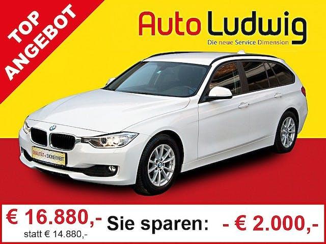 BMW 318d Touring Österreich-Paket (F31) +XENON+NAVI+PDC+REGENSEN bei AutoLudwig GMBH in 3x in 1230 Wien | US-Neuwagen (CADILLAC, CORVETTE, CHEVROLET, DODGE, RAM) | Multimarken Gebrauchtwagenhandel | KFZ Werkstatt mit Bosch Service