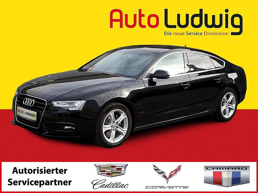 Audi A5 SB 2,0 TDI ultra *NAVI* XENON* PDC* SHZ* TEMPOMAT*
