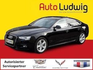 Audi A5 SB 2,0 TDI ultra *NAVI* XENON* PDC* SHZ* TEMPOMAT* bei AutoLudwig GMBH in 3x in 1230 Wien | US-Neuwagen (CADILLAC, CORVETTE, CHEVROLET, DODGE, RAM) | Multimarken Gebrauchtwagenhandel | KFZ Werkstatt mit Bosch Service