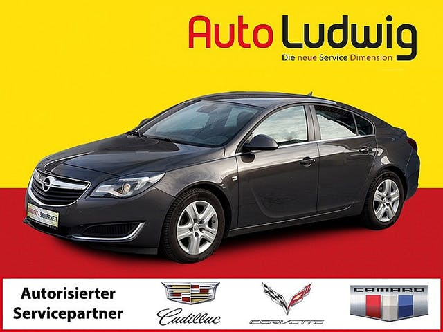 Opel Insignia 1,6 CDTI ecoflex Edition Start/Stop System bei AutoLudwig GMBH in 3x in 1230 Wien | US-Neuwagen (CADILLAC, CORVETTE, CHEVROLET, DODGE, RAM) | Multimarken Gebrauchtwagenhandel | KFZ Werkstatt mit Bosch Service