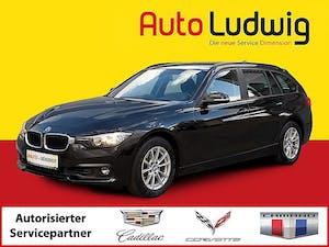 BMW 318i Touring Advantage Aut. bei AutoLudwig GMBH in 3x in 1230 Wien | US-Neuwagen (CADILLAC, CORVETTE, CHEVROLET, DODGE, RAM) | Multimarken Gebrauchtwagenhandel | KFZ Werkstatt mit Bosch Service