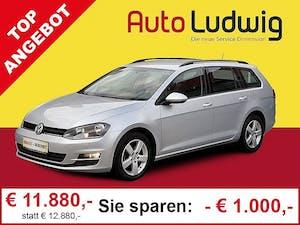 VW Golf Variant Trendline 1,6 TDI bei AutoLudwig GMBH in 3x in 1230 Wien   US-Neuwagen (CADILLAC, CORVETTE, CHEVROLET, DODGE, RAM)   Multimarken Gebrauchtwagenhandel   KFZ Werkstatt mit Bosch Service