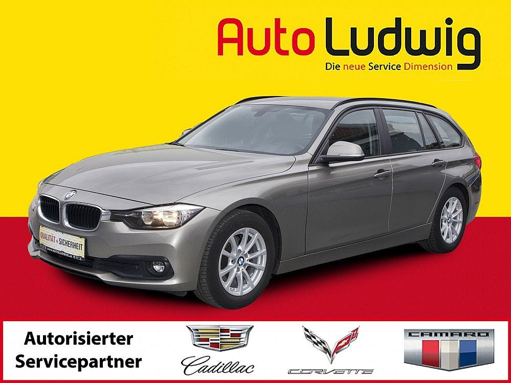 BMW 320d Touring EfficientDynamics Advantage