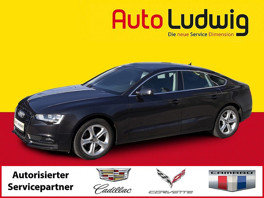 Audi A5 SB 2,0 TDI ultra *LEDER *NAVI *PDC * SHZ *