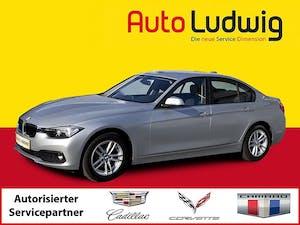 BMW 318d xDrive Advantage bei AutoLudwig GMBH in 3x in 1230 Wien | US-Neuwagen (CADILLAC, CORVETTE, CHEVROLET, DODGE, RAM) | Multimarken Gebrauchtwagenhandel | KFZ Werkstatt mit Bosch Service