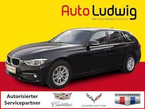 BMW 318d Touring bei AutoLudwig GMBH in 3x in 1230 Wien | US-Neuwagen (CADILLAC, CORVETTE, CHEVROLET, DODGE, RAM) | Multimarken Gebrauchtwagenhandel | KFZ Werkstatt mit Bosch Service