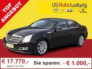 Cadillac CTS 2,8 V6 Sport Luxury Aut. bei AutoLudwig GMBH in 3x in 1230 Wien   US-Neuwagen (CADILLAC, CORVETTE, CHEVROLET, DODGE, RAM)   Multimarken Gebrauchtwagenhandel   KFZ Werkstatt mit Bosch Service