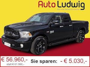 Dodge Ram LKW Quad Cab Laramie Black Premium*Navi*22%Zoll*BakFlip bei AutoLudwig GMBH in 3x in 1230 Wien | US-Neuwagen (CADILLAC, CORVETTE, CHEVROLET, DODGE, RAM) | Multimarken Gebrauchtwagenhandel | KFZ Werkstatt mit Bosch Service