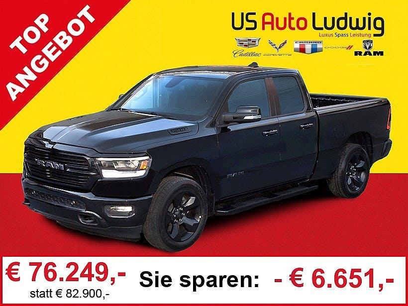 Dodge Ram LKW Quad Cab Laramie MY20*Luft*12′'Navi*22%Zoll