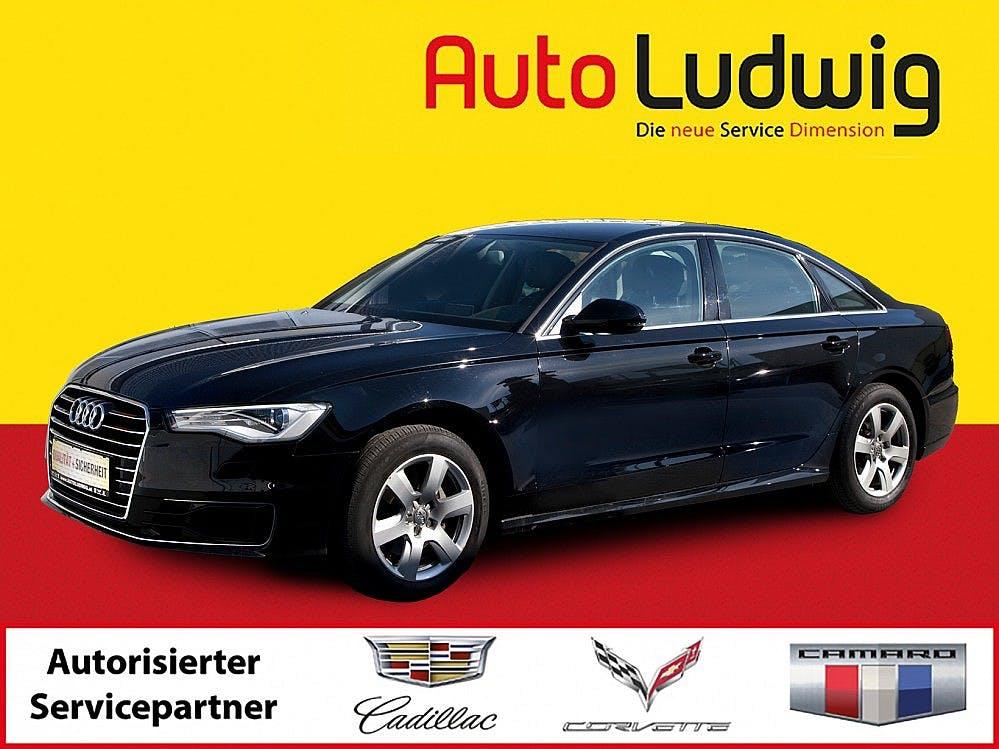 Audi A6 2,0 TDI ultra S‑tronic