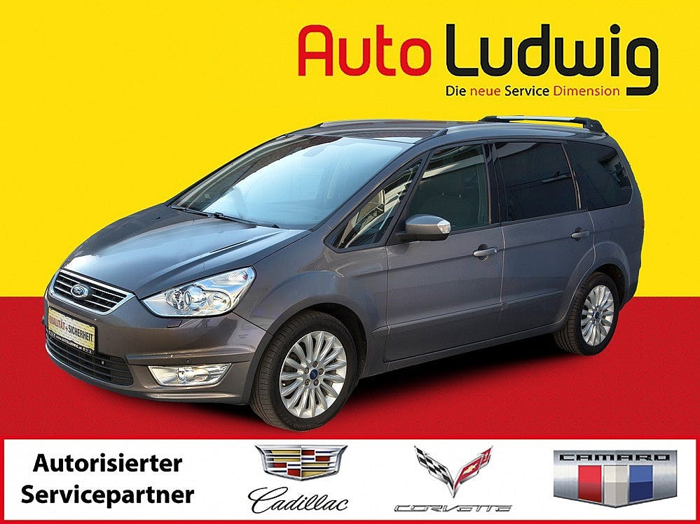 Ford Galaxy Business Plus 2,0 TDCi Aut. *7 SITZER* NAVI *XENON *