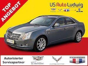 Cadillac CTS 3,6 V6 Sport Luxury Aut. bei AutoLudwig GMBH in 3x in 1230 Wien   US-Neuwagen (CADILLAC, CORVETTE, CHEVROLET, DODGE, RAM)   Multimarken Gebrauchtwagenhandel   KFZ Werkstatt mit Bosch Service