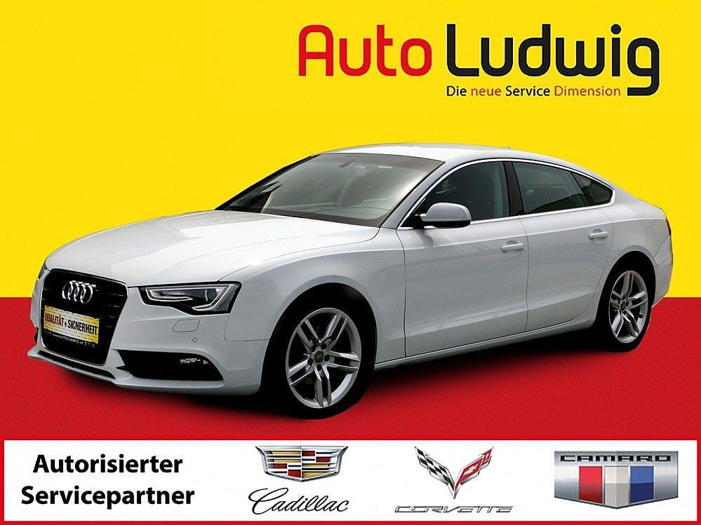 Audi A5 SB 2,0 TDI Ultra