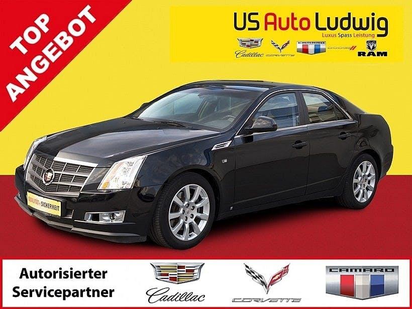 Cadillac CTS 2,8 V6 Sport Luxury Aut.