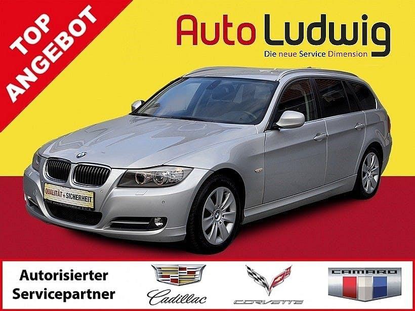 BMW 316d Touring Österreich-Paket+XENON+PDC+START-STOP