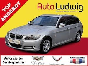 BMW 316d Touring Österreich-Paket+XENON+PDC+START-STOP bei AutoLudwig GMBH in 3x in 1230 Wien | US-Neuwagen (CADILLAC, CORVETTE, CHEVROLET, DODGE, RAM) | Multimarken Gebrauchtwagenhandel | KFZ Werkstatt mit Bosch Service