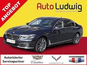 BMW 730d xDrive Aut. bei AutoLudwig GMBH in 3x in 1230 Wien | US-Neuwagen (CADILLAC, CORVETTE, CHEVROLET, DODGE, RAM) | Multimarken Gebrauchtwagenhandel | KFZ Werkstatt mit Bosch Service