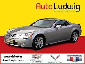 Cadillac XLR 4,6 V8 Aut. bei AutoLudwig GMBH in 3x in 1230 Wien | US-Neuwagen (CADILLAC, CORVETTE, CHEVROLET, DODGE, RAM) | Multimarken Gebrauchtwagenhandel | KFZ Werkstatt mit Bosch Service