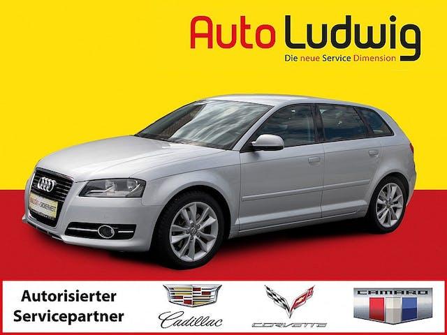 Audi A3 SB 2,0 TFSI quattro Ambition S‑tronic bei AutoLudwig GMBH in 3x in 1230 Wien | US-Neuwagen (CADILLAC, CORVETTE, CHEVROLET, DODGE, RAM) | Multimarken Gebrauchtwagenhandel | KFZ Werkstatt mit Bosch Service