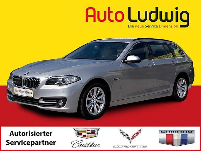 BMW 528i xDrive Touring Österreich-Paket Aut. bei AutoLudwig GMBH in 3x in 1230 Wien | US-Neuwagen (CADILLAC, CORVETTE, CHEVROLET, DODGE, RAM) | Multimarken Gebrauchtwagenhandel | KFZ Werkstatt mit Bosch Service