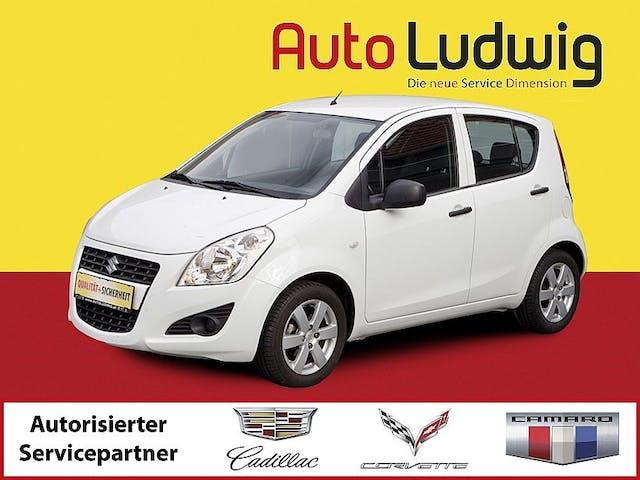 Suzuki Splash 1,0 GAbasic bei AutoLudwig GMBH in 3x in 1230 Wien | US-Neuwagen (CADILLAC, CORVETTE, CHEVROLET, DODGE, RAM) | Multimarken Gebrauchtwagenhandel | KFZ Werkstatt mit Bosch Service