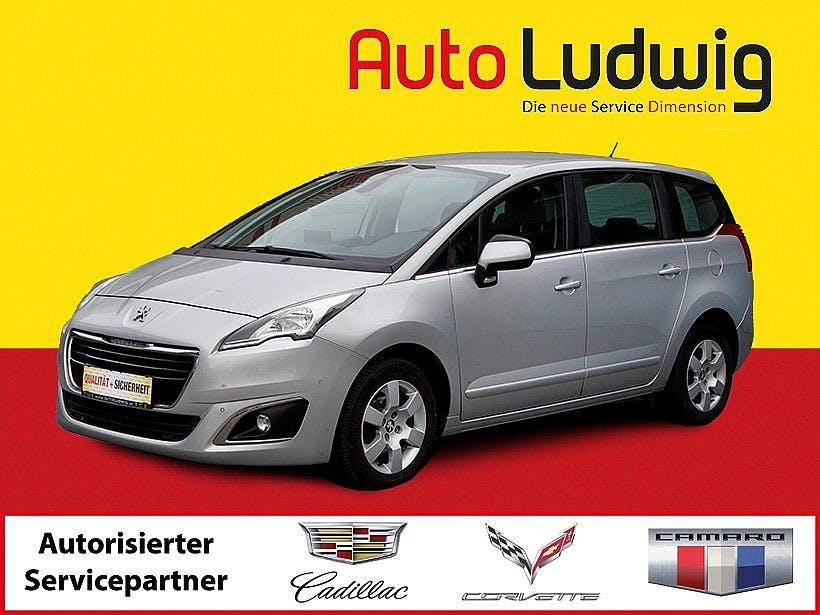 Peugeot 5008 1,6 HDI 115 FAP Active *NAVI* PDC* PARKLÜCKENSENSOR*