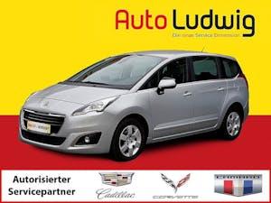 Peugeot 5008 1,6 HDI 115 FAP Active *NAVI* PDC* PARKLÜCKENSENSOR* bei AutoLudwig GMBH in 3x in 1230 Wien | US-Neuwagen (CADILLAC, CORVETTE, CHEVROLET, DODGE, RAM) | Multimarken Gebrauchtwagenhandel | KFZ Werkstatt mit Bosch Service