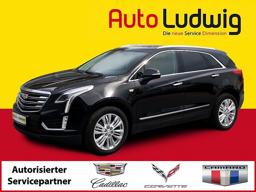 Cadillac XT5 Premium 3,6 AWD Aut.