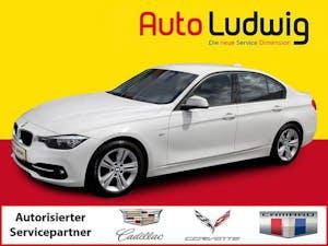 BMW 316d Sport Line (F30)*SPORTSITZE *M‑LENKRAD *PDC bei AutoLudwig GMBH in 3x in 1230 Wien | US-Neuwagen (CADILLAC, CORVETTE, CHEVROLET, DODGE, RAM) | Multimarken Gebrauchtwagenhandel | KFZ Werkstatt mit Bosch Service