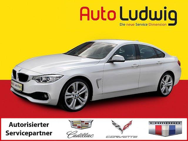 BMW 418d Gran Coupe Aut. bei AutoLudwig GMBH in 3x in 1230 Wien | US-Neuwagen (CADILLAC, CORVETTE, CHEVROLET, DODGE, RAM) | Multimarken Gebrauchtwagenhandel | KFZ Werkstatt mit Bosch Service