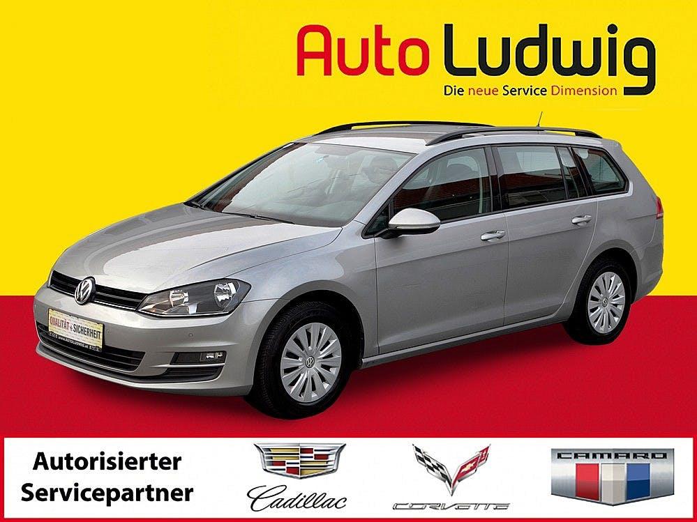 VW Golf Variant Trendline 1,6 TDI