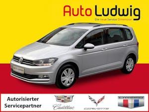 VW Touran Trendline 1,6 SCR TDI bei AutoLudwig GMBH in 3x in 1230 Wien | US-Neuwagen (CADILLAC, CORVETTE, CHEVROLET, DODGE, RAM) | Multimarken Gebrauchtwagenhandel | KFZ Werkstatt mit Bosch Service