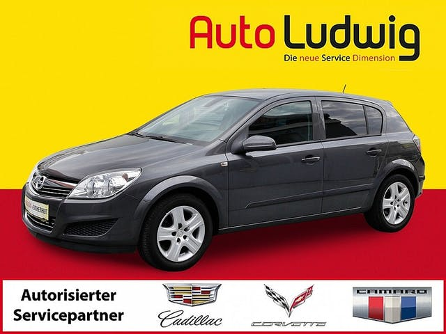 Opel Astra 1,4 Edition bei AutoLudwig GMBH in 3x in 1230 Wien | US-Neuwagen (CADILLAC, CORVETTE, CHEVROLET, DODGE, RAM) | Multimarken Gebrauchtwagenhandel | KFZ Werkstatt mit Bosch Service
