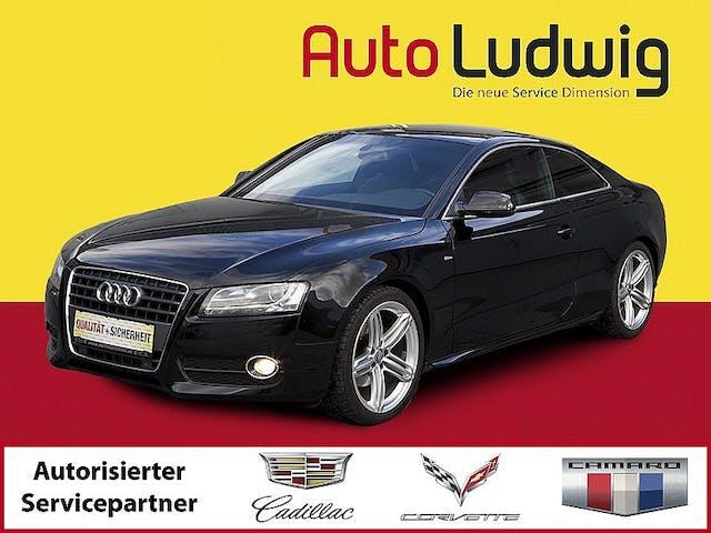 Audi A5 Coupé 1,8 TFSI bei AutoLudwig GMBH in 3x in 1230 Wien | US-Neuwagen (CADILLAC, CORVETTE, CHEVROLET, DODGE, RAM) | Multimarken Gebrauchtwagenhandel | KFZ Werkstatt mit Bosch Service