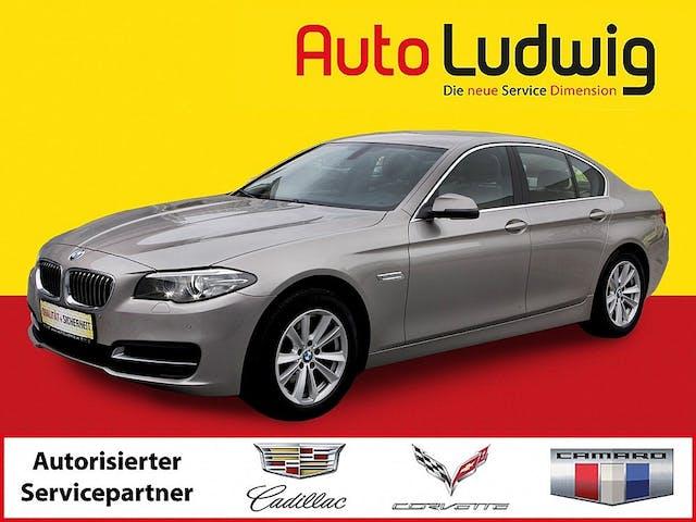 BMW 520d Aut. *NAVI *LEDER *XENON *PDC *TEMPOMAT bei AutoLudwig GMBH in 3x in 1230 Wien | US-Neuwagen (CADILLAC, CORVETTE, CHEVROLET, DODGE, RAM) | Multimarken Gebrauchtwagenhandel | KFZ Werkstatt mit Bosch Service