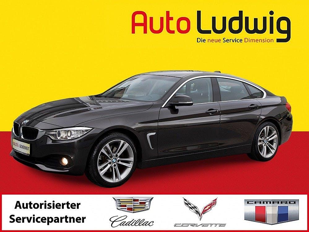 BMW 4er-Reihe Gran Coupe 420d Aut. *XENON *SHZ *E‑HECKKLAP
