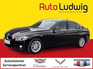 BMW 320d EfficientDynamics Edition Aut. *NAVI *XENON *PDC bei AutoLudwig GMBH in 3x in 1230 Wien   US-Neuwagen (CADILLAC, CORVETTE, CHEVROLET, DODGE, RAM)   Multimarken Gebrauchtwagenhandel   KFZ Werkstatt mit Bosch Service