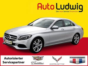 Mercedes-Benz C 220 d Avantgarde bei AutoLudwig GMBH in 3x in 1230 Wien | US-Neuwagen (CADILLAC, CORVETTE, CHEVROLET, DODGE, RAM) | Multimarken Gebrauchtwagenhandel | KFZ Werkstatt mit Bosch Service