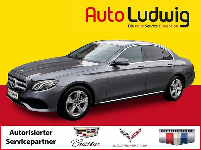 Mercedes-Benz E 220 d Avantgarde Aut. E 220 d Avantgarde Aut. *NAVI *LED* PARKTRONIC *R- bei AutoLudwig GMBH in 3x in 1230 Wien | US-Neuwagen (CADILLAC, CORVETTE, CHEVROLET, DODGE, RAM) | Multimarken Gebrauchtwagenhandel | KFZ Werkstatt mit Bosch Service