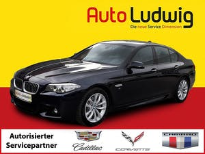 BMW 520dAut. bei AutoLudwig GMBH in 3x in 1230 Wien | US-Neuwagen (CADILLAC, CORVETTE, CHEVROLET, DODGE, RAM) | Multimarken Gebrauchtwagenhandel | KFZ Werkstatt mit Bosch Service