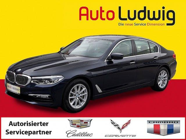 BMW 530dAut. bei AutoLudwig GMBH in 3x in 1230 Wien | US-Neuwagen (CADILLAC, CORVETTE, CHEVROLET, DODGE, RAM) | Multimarken Gebrauchtwagenhandel | KFZ Werkstatt mit Bosch Service