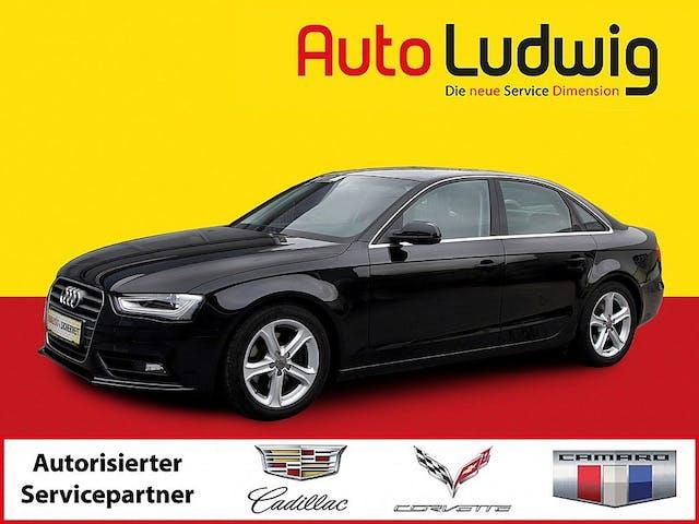 Audi A4 2,0 TDIultra bei AutoLudwig GMBH in 3x in 1230 Wien | US-Neuwagen (CADILLAC, CORVETTE, CHEVROLET, DODGE, RAM) | Multimarken Gebrauchtwagenhandel | KFZ Werkstatt mit Bosch Service